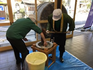 松尾大社店限定「鯖ずし」