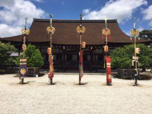 愛宕神社・野宮神社の祭礼 嵯峨祭