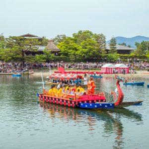 嵐山 三船祭