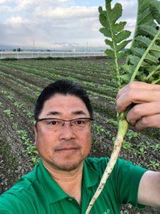 野菜作りに邁進!!