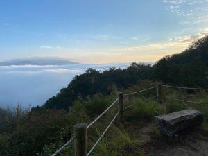 亀岡盆地の雲海です。